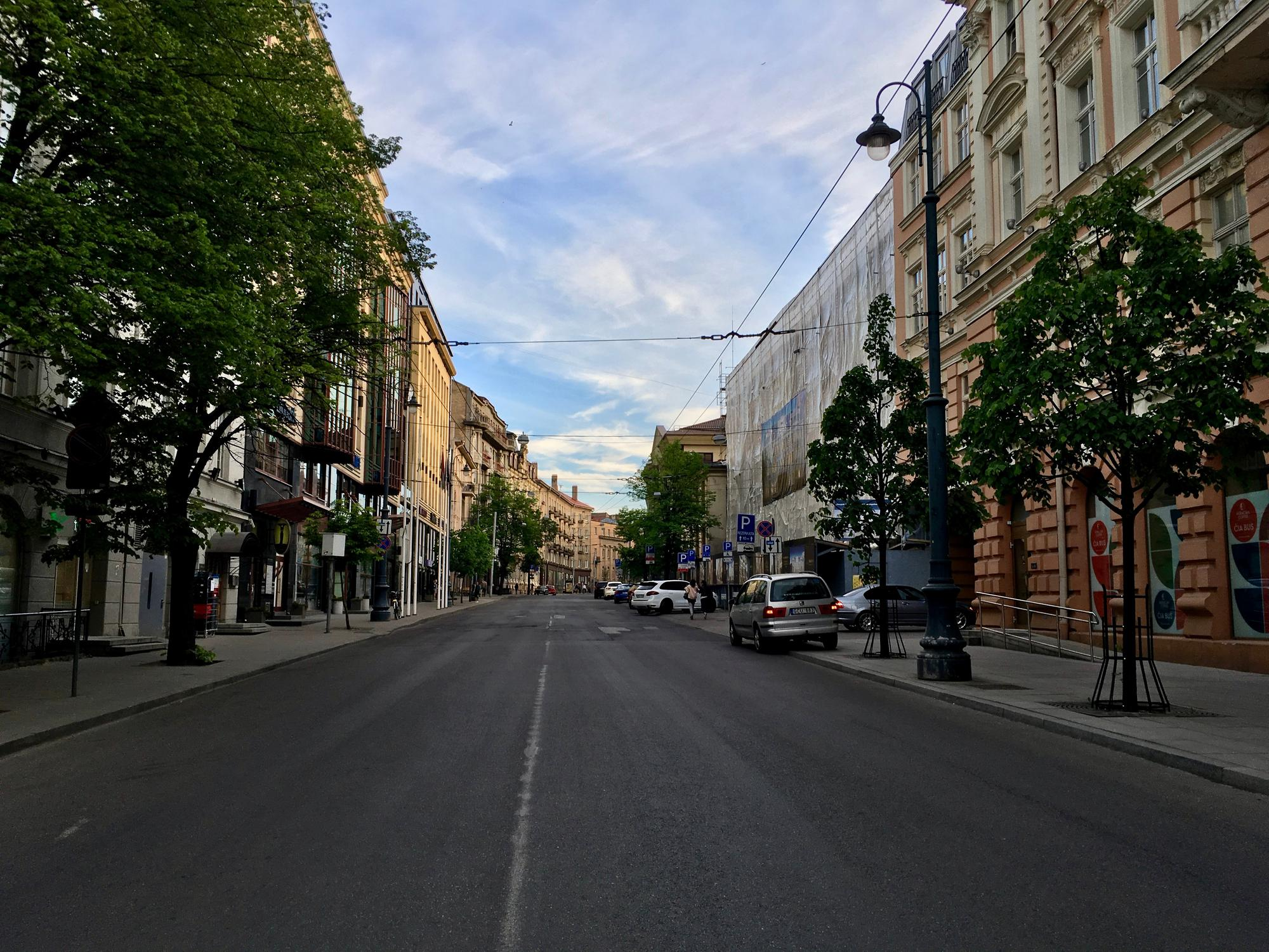 🇱🇹 Vilnius, Lithuania, may 2017.