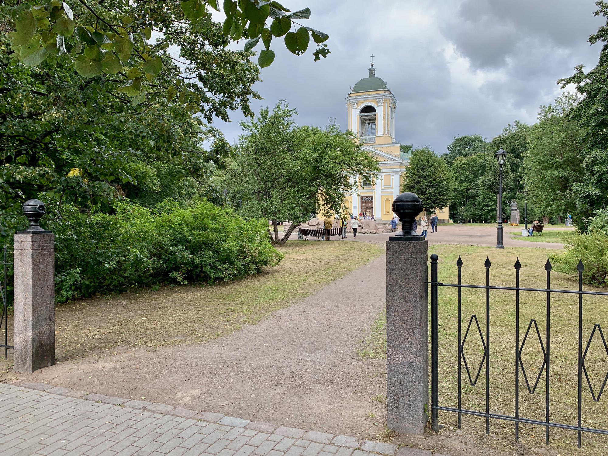 🇷🇺 Vyborg, Russia, august 2019.