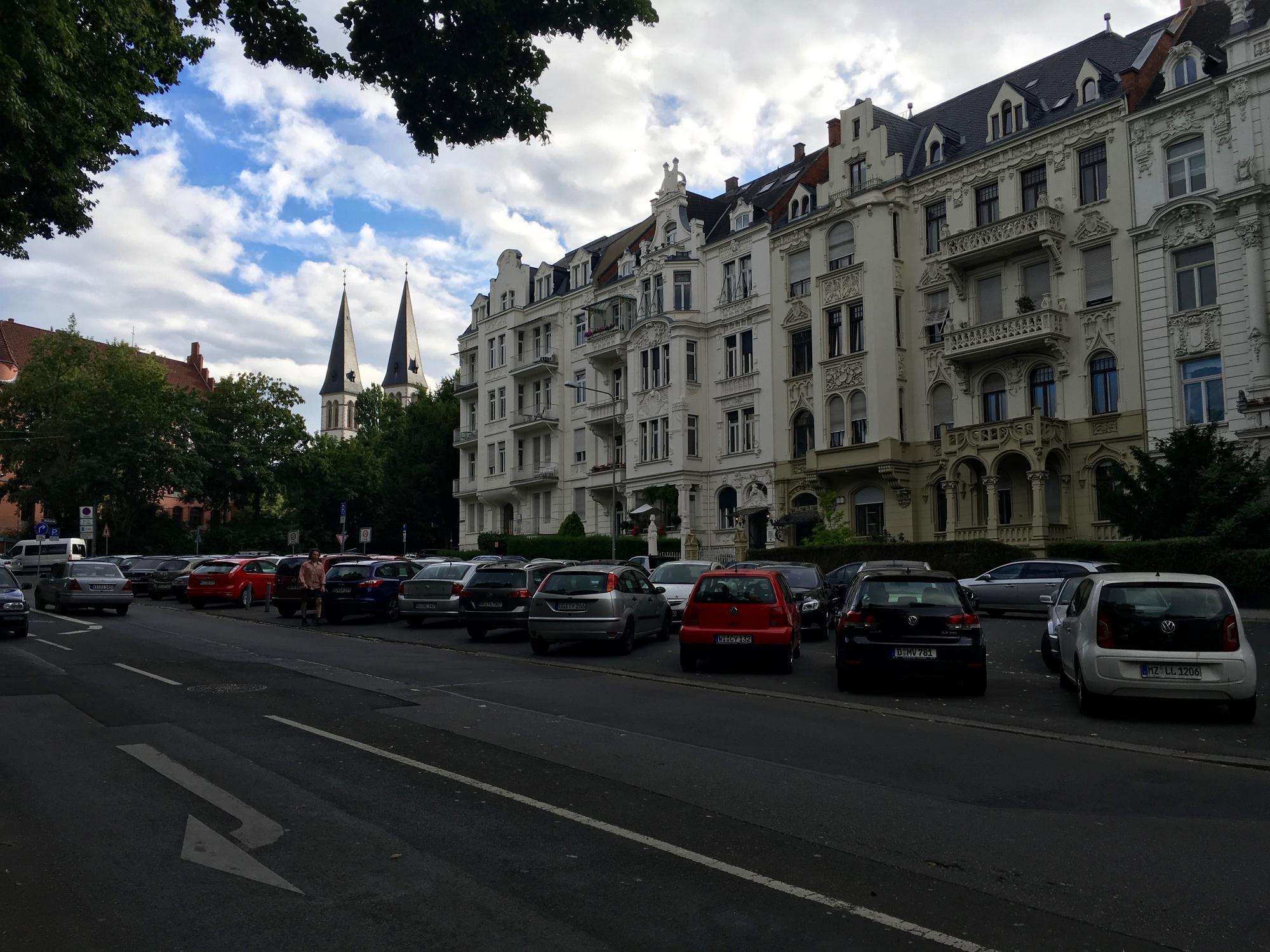 🇩🇪 Висбаден, Германия, июль 2016.