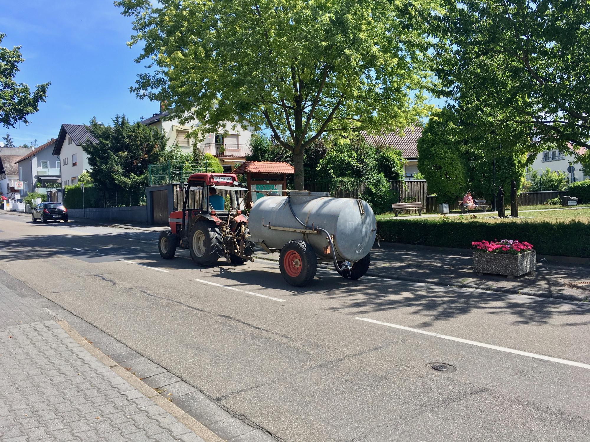 🇩🇪 Висбаден, Германия, июль 2017.