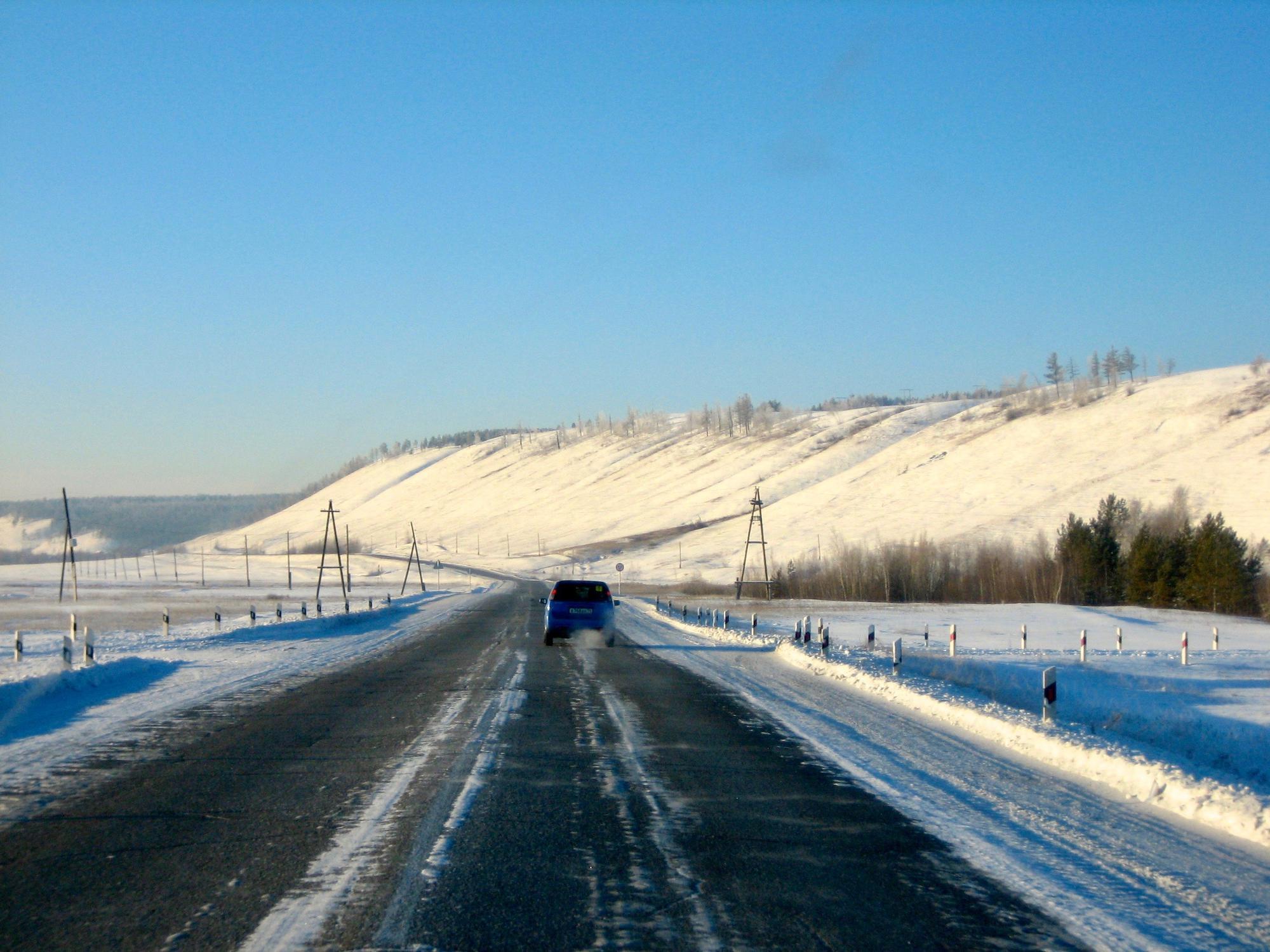 🇷🇺 Yakutsk, Russia, november 2012.