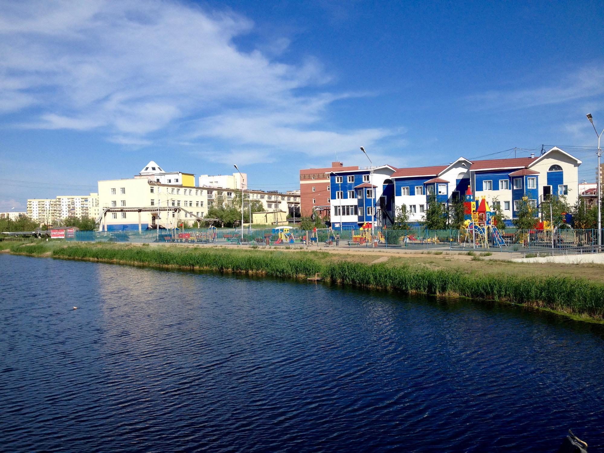 🇷🇺 Yakutsk, Russia, june 2014.