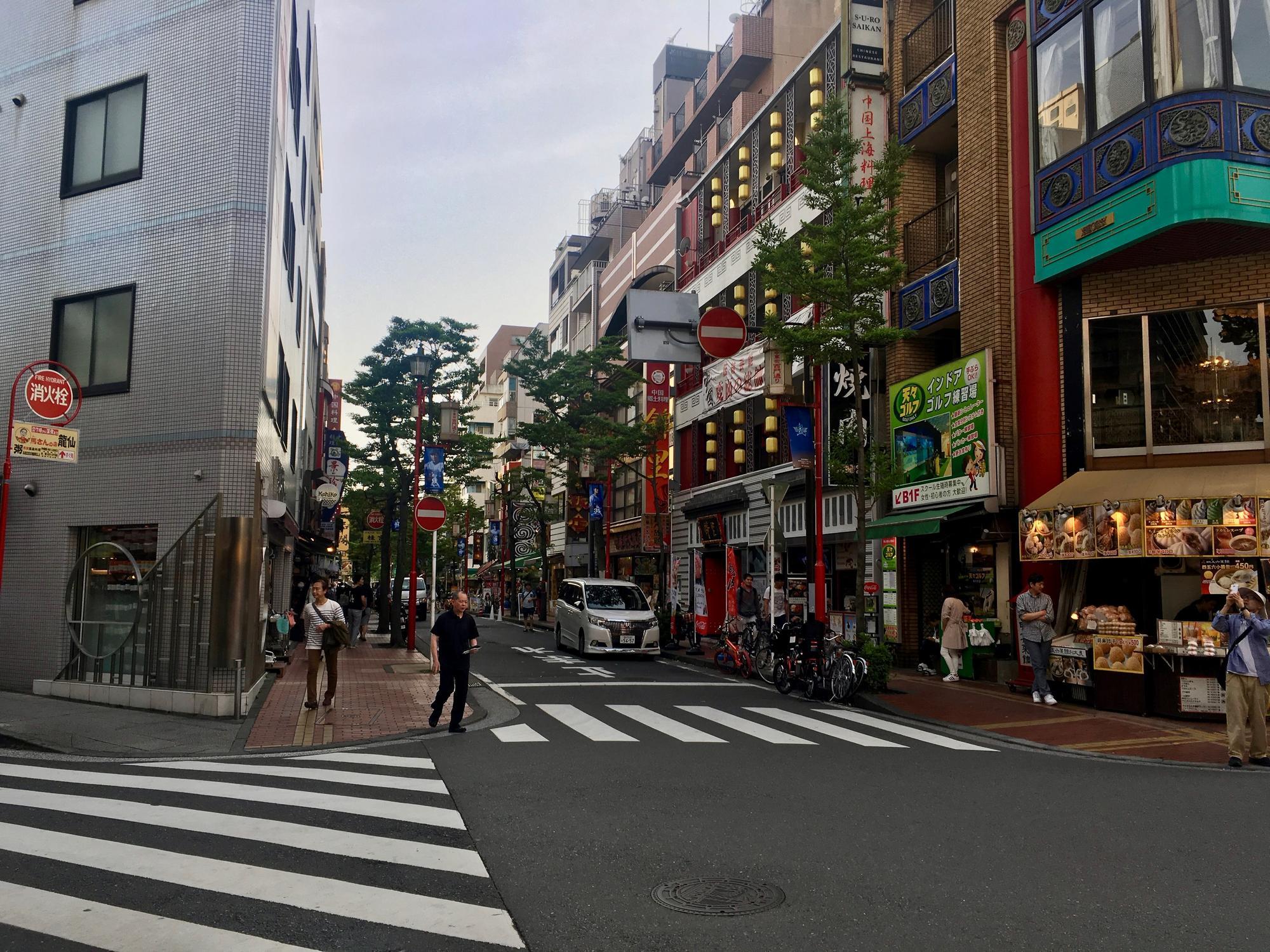 🇯🇵 Yokohama, Japan, may 2018.